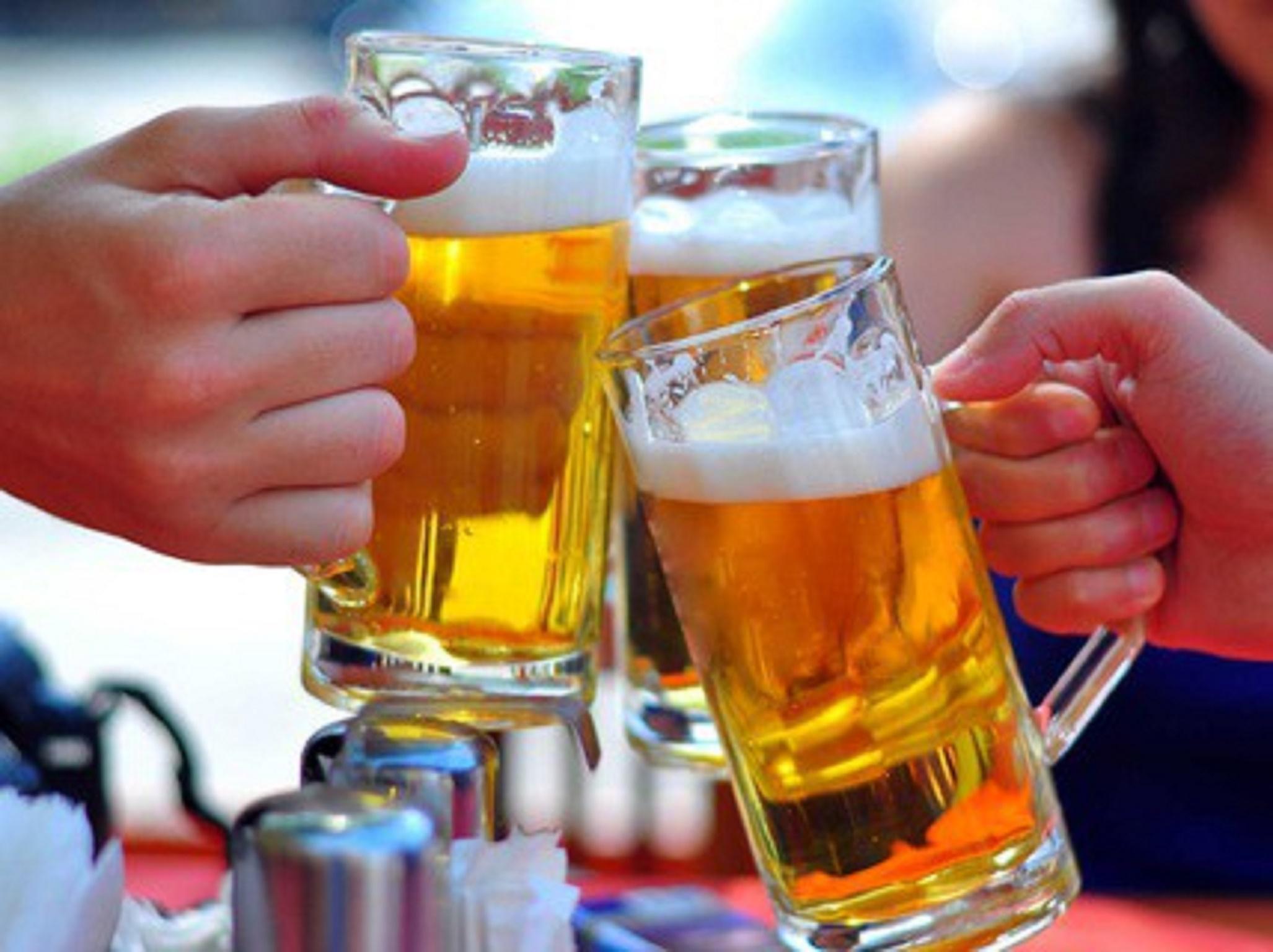thị trường bia