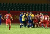 Tham gia ẩu đả, 6 nữ cầu thủ bị cấm thi đấu 5 tháng