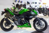 Nguy cơ cháy, Kawasaki triệu hồi xe Z300 ABS tại Việt Nam