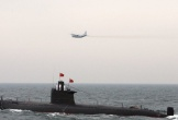 Thiết bị theo dõi của Trung Quốc được cài gần căn cứ hải quân Mỹ