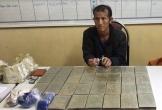 Đối tượng vận chuyển 30 bánh heroin bị bắt ở Lóng Luông