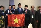 Việt Nam lần đầu giành HCV Olympic Thiên văn học quốc tế
