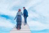 Hình ảnh phía sau 'nấc thang lên thiên đường' ở Đà Lạt