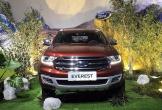Ford Everest có thêm phiên bản giá