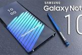 Galaxy Note10 sẽ có màn hình 6,66 inch độ phân giải 4K