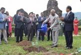 Tổng Thống Ấn Độ thăm di sản Mỹ Sơn