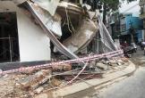 Sập công trình xây dựng, 2 công nhân nguy kịch