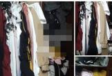 Có cả tủ quần áo không còn có chỗ để nhưng nỗi khổ của chị em là đây, chẳng mấy ai thấu hiểu cho