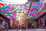 Đường ô sắc màu làng Vạn Phúc - điểm sống ảo mới của người Hà Nội