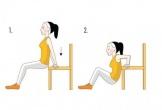 4 động tác đơn giản giúp biến bắp tay thô kệch, nặng nề thành thon dài