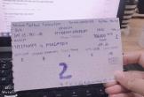 Không 'canh me' được vé xem bóng đá, chàng trai tự làm tấm vé giả an ủi bản thân khiến dân mạng cười ngất