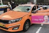 Tài xế taxi tự thiêu phản đối dịch vụ đi chung xe