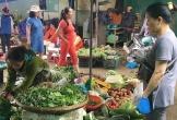 Giá rau, củ tại Đà Nẵng tăng mạnh sau mưa lớn