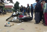 Va chạm với xe máy, người phụ nữ mang thai nguy kịch