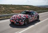 Xe thể thao Toyota Supra 2019 lần đầu lộ diện