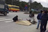 Xe máy va chạm với xe khách, nam thanh niên thiệt mạng