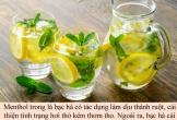 6 nguyên liệu thêm vào nước uống hỗ trợ tiêu hóa, giảm cân nhanh