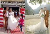 Mặc kệ vợ con ở nhà, người chồng ngang nhiên tổ chức đám cưới với bồ, chỉ cách nhà 9km.