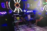40 thanh niên dương tính ma tuý trong quán karaoke