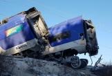 Tàu cao tốc chệch đường ray ở tốc độ 103 km/h, nhiều người bị thương