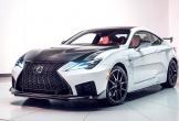 Lexus RC F 2020: Lột xác với phiên bản xe đua