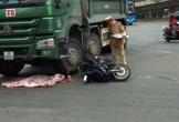 Xe máy va chạm ô tô tải, cháu bé 2 tuổi tử vong thương tâm