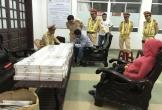 Bắt giữ xe khách vận chuyển 1.790 gói thuốc Jet nhập lậu