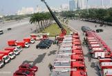 Bộ Công an có thêm 81 xe chữa cháy trị giá 500 tỷ đồng