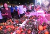 Cam Canh Trung Quốc tràn ngập tại chợ đầu mối