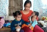 Con bệnh tật, nợ nần chồng chất, gia đình nghèo khốn đốn