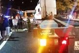 Đà Nẵng: Cụ ông 70 tuổi bị xe container tông tử vong