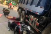 Tai nạn giao thông giữa xe ô tô tải và xe máy khiến 1 người tử vong