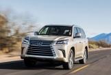 Lexus có thêm SUV hạng sang LX 600, xịn hơn LX 570