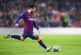 Messi đuổi kịp kỷ lục ghi bàn của Ronaldo