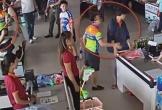 Người đàn ông tát nhân viên vì bị nhắc trả tiền mua đồ