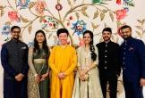 """Trước lễ cưới xa xỉ tại Đà Nẵng, gia đình triệu phú Ấn tổ chức đám cưới """"nháp"""" cho khách mời tại quê nhà"""