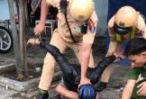 Đà Nẵng: Thanh niên tàng trữ ma túy bị bắt vì vi phạm giao thông