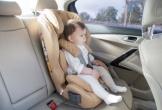 Tiết lộ vị trí ngồi trên ô tô an toàn nhất cho trẻ nhỏ
