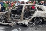 Chuyên gia lý giải nguyên nhân chiếc Mercedes bốc cháy dữ dội sau tai nạn tại Hà Nội