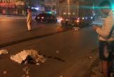 Cặp vợ chồng chết thương tâm dưới gầm xe tải