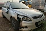 Chủ tịch xã ở Thanh Hóa bỏ lại 2 học sinh, lái xe chạy khỏi hiện trường sau tai nạn