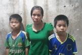 Chồng chết cùng khoản nợ khổng lồ, mẹ khiếm thị không nuôi nổi 2 con đi học