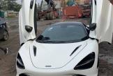 Siêu xe McLaren 720S giá 27 tỷ của đại gia Đà Nẵng về nước