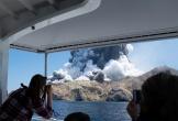 Núi lửa New Zealand phun trào dữ dội khiến ít nhất 5 thiệt mạng