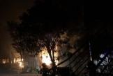 Cháy nhà trong đêm, 4 người trong một gia đình tử vong