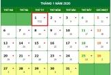 Lương, thưởng Tết Dương lịch 2020 của người lao động được tính thế nào?