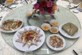 Tiết lộ thực đơn ngập tràn hương vị Tết Việt Thủ tướng chiêu đãi các cầu thủ