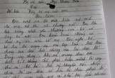 Bật khóc trước bài văn tả mẹ đã khuất của nam sinh Thái Bình: Gặp mẹ qua giấc mơ, lời kể của bố