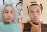 Học hỏi đàn anh, Đoàn Văn Hậu đắp mặt nạ làm đẹp khiến dân mạng thích thú