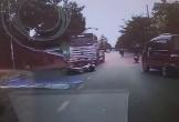 Ngã xuống đường, 3 thanh niên bị xe bồn cán thương vong